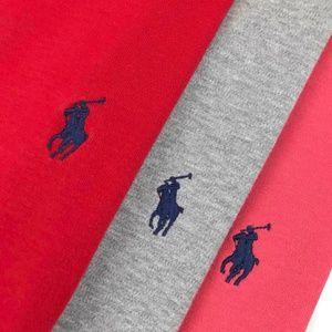 Lot of 3 Ralph Lauren Polo Shirts Men's Size XL Sz